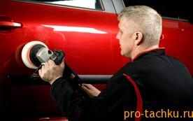 Как правильно полировать машину