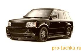 Range Rover Sport дизель