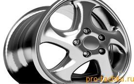 Виды автомобильных дисков