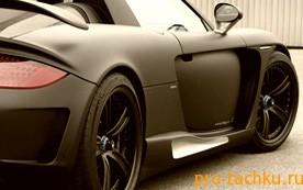 Покраска автомобиля в матовый цвет