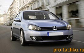 Обзор Volkswagen Golf 6