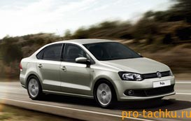 Обзор Volkswagen Polo Sedan