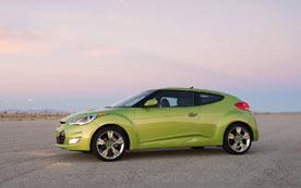 Hyundai Veloster - дизайн, цена, фото, характеристика