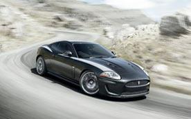 Обзор Jaguar XKR