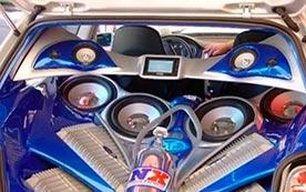 Колонки для автомобиля
