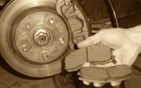 Как проверить износ тормозных колодок?
