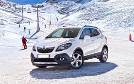 Обзор Opel Mokka
