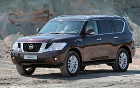 Обзор Nissan Patrol