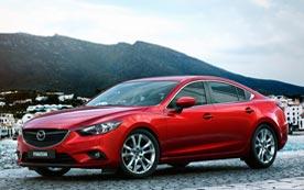 Обзор Mazda 6