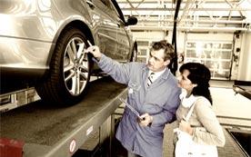 Гарантийное обслуживание автомобиля
