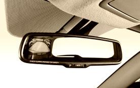 Как приклеить зеркало на лобовое стекло?