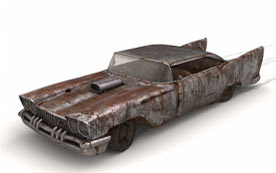 Ржавчина на автомобиле