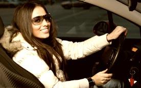 Как правильно настроить водительское сидение?