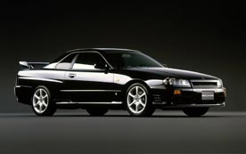 Легенда автомобилей – Nissan Skyline