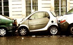 Как научиться чувствовать габариты автомобиля?