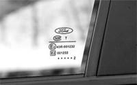 Что означает маркировка на стеклах автомобиля?