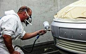 Как убрать сколы на машине?
