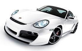Белый цвет автомобиля