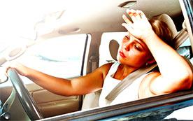 Как сохранить здоровую спину за рулем?