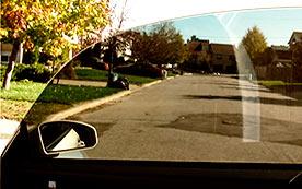 Регулируемая тонировка стекол автомобиля