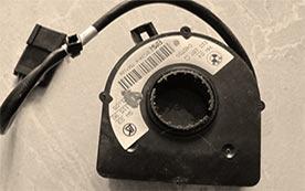 Что такое датчик угла поворота рулевого колеса и для чего он нужен?