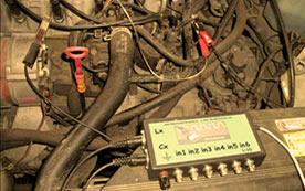 Электронная система зажигания автомобилей