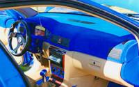 Флокирование салона автомобиля своими руками
