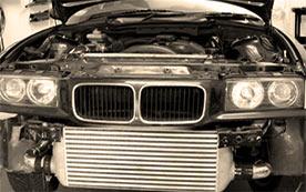 Интеркулер — все о маленьком радиаторе турбомотора