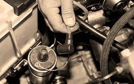 Катушка зажигания на отечественных автомобилях