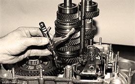 Синхронизатор коробки передач на автомобилях ВАЗ