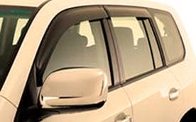 Дефлекторы на авто