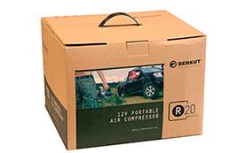 Автомобильный компрессор Беркут
