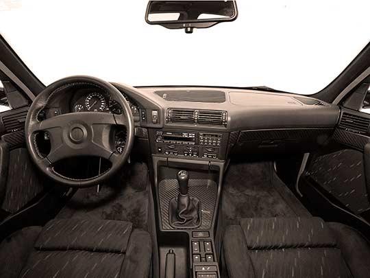 Экстерьер BMW E34