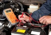 Степень заряженности аккумулятора автомобиля по напряжению